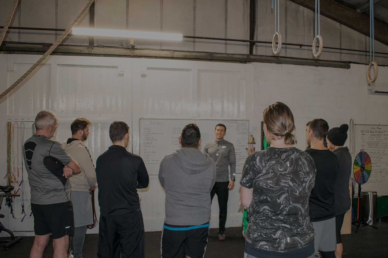 group training, conroy performance, batchwood, personal training, dennis conroy