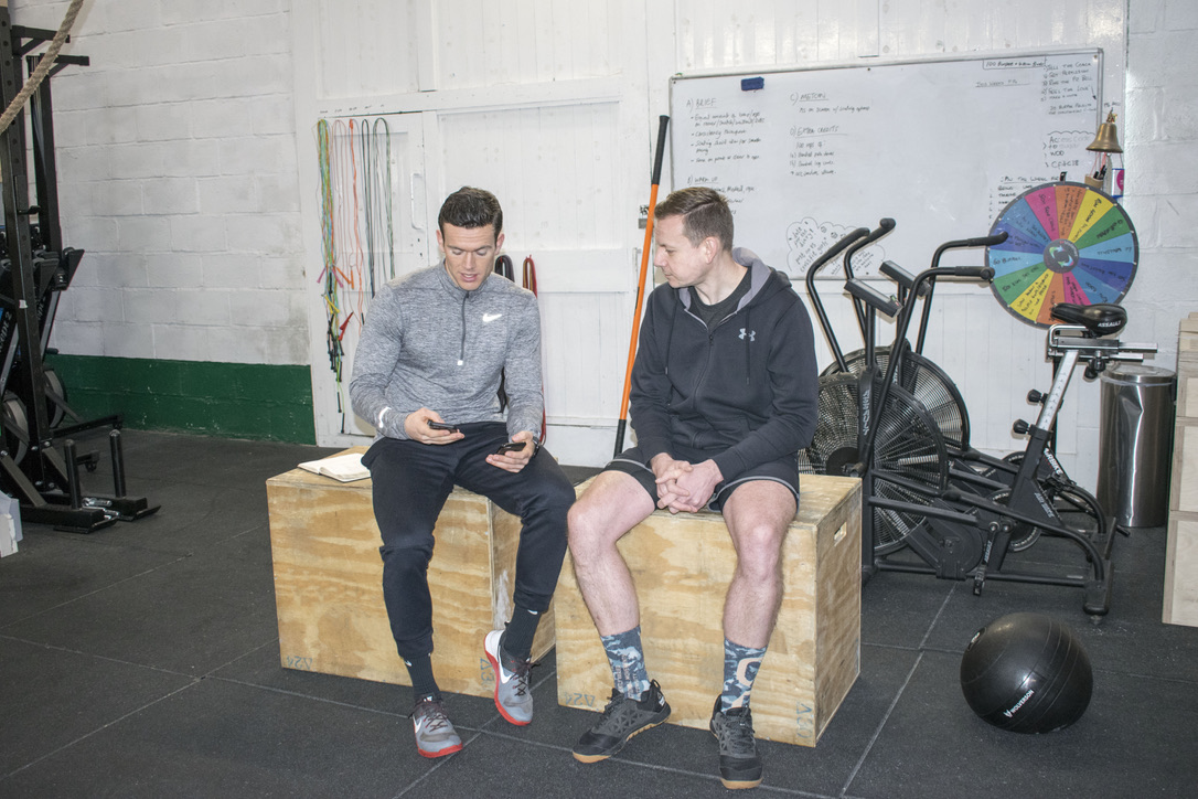 conroy performance, dennis conroy, personal training, rehabilitation, group training, st albans, hertfordshire